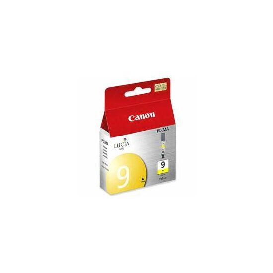 Canon PGI-9Y sárga eredeti tintapatron