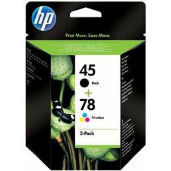HP SA308AE No.45 / No.78 eredeti tintapatron csomag