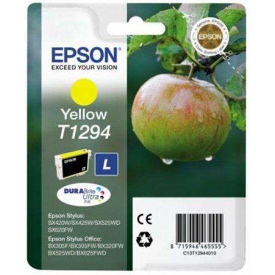 Epson T1294 sárga eredeti tintapatron