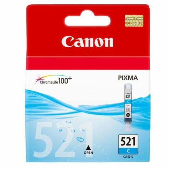 Canon CLI-521 kék eredeti tintapatron