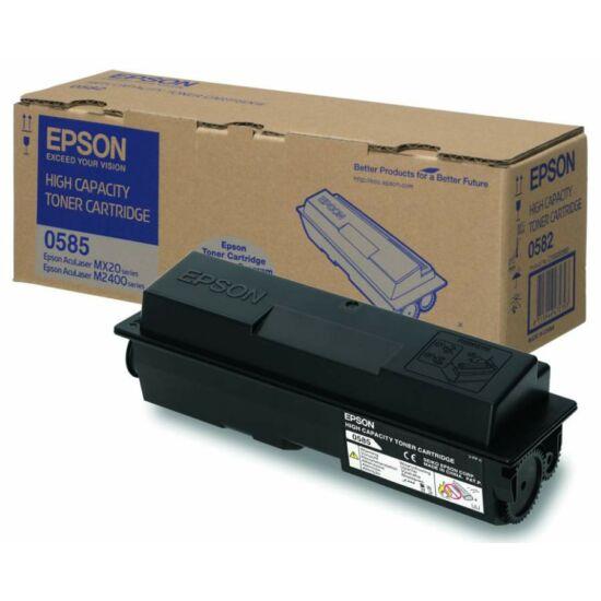 Epson M2300,M2400,MX20 3k (S050585) fekete eredeti toner